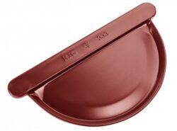 Čílko pozinkované ocelově červené 400 mm