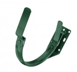 Hák pozinkovaný mechově zelený 280 mm do čela krokve