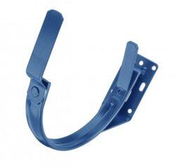 Hák pozinkovaný modrý 400 mm do čela krokve